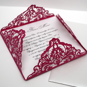 Приглашения ручной работы на свадьбу спб
