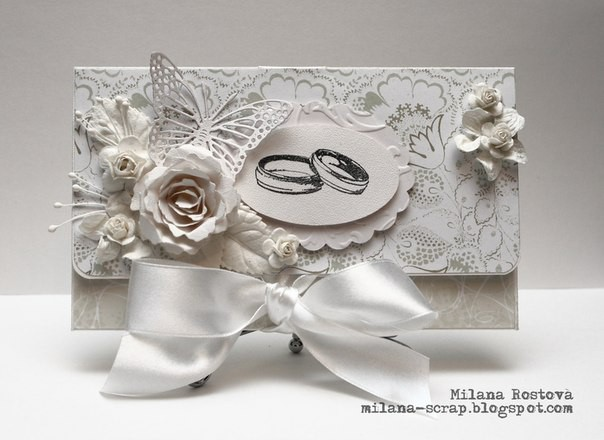 Открытка для денег на свадьбу распечатать