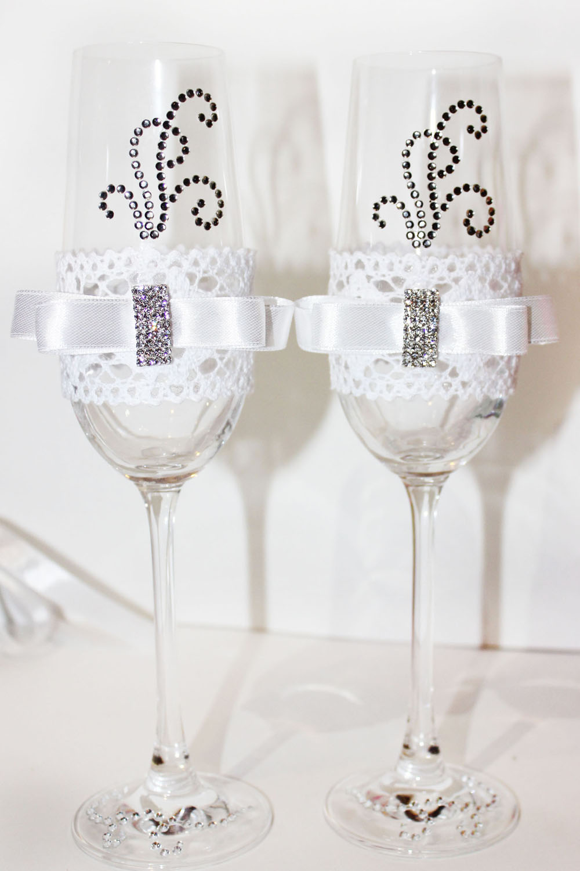 Бокалы свадебные спб