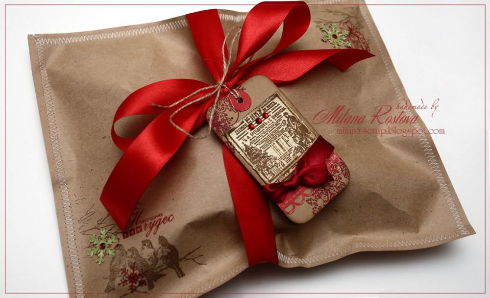 Идеи упаковки подарков своими руками